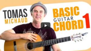 basic guitar chords image