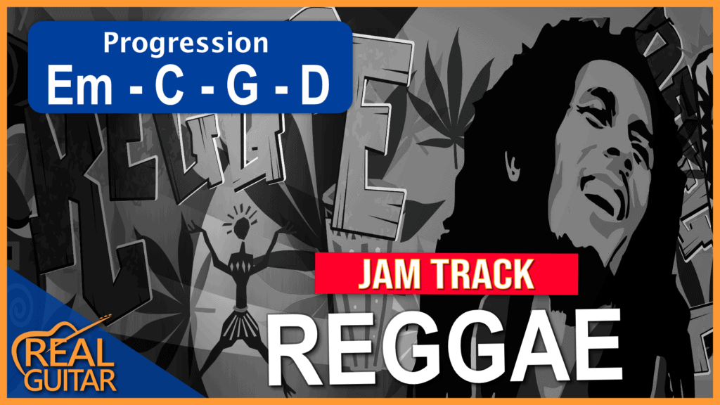Reggae Backing Track E Minor
