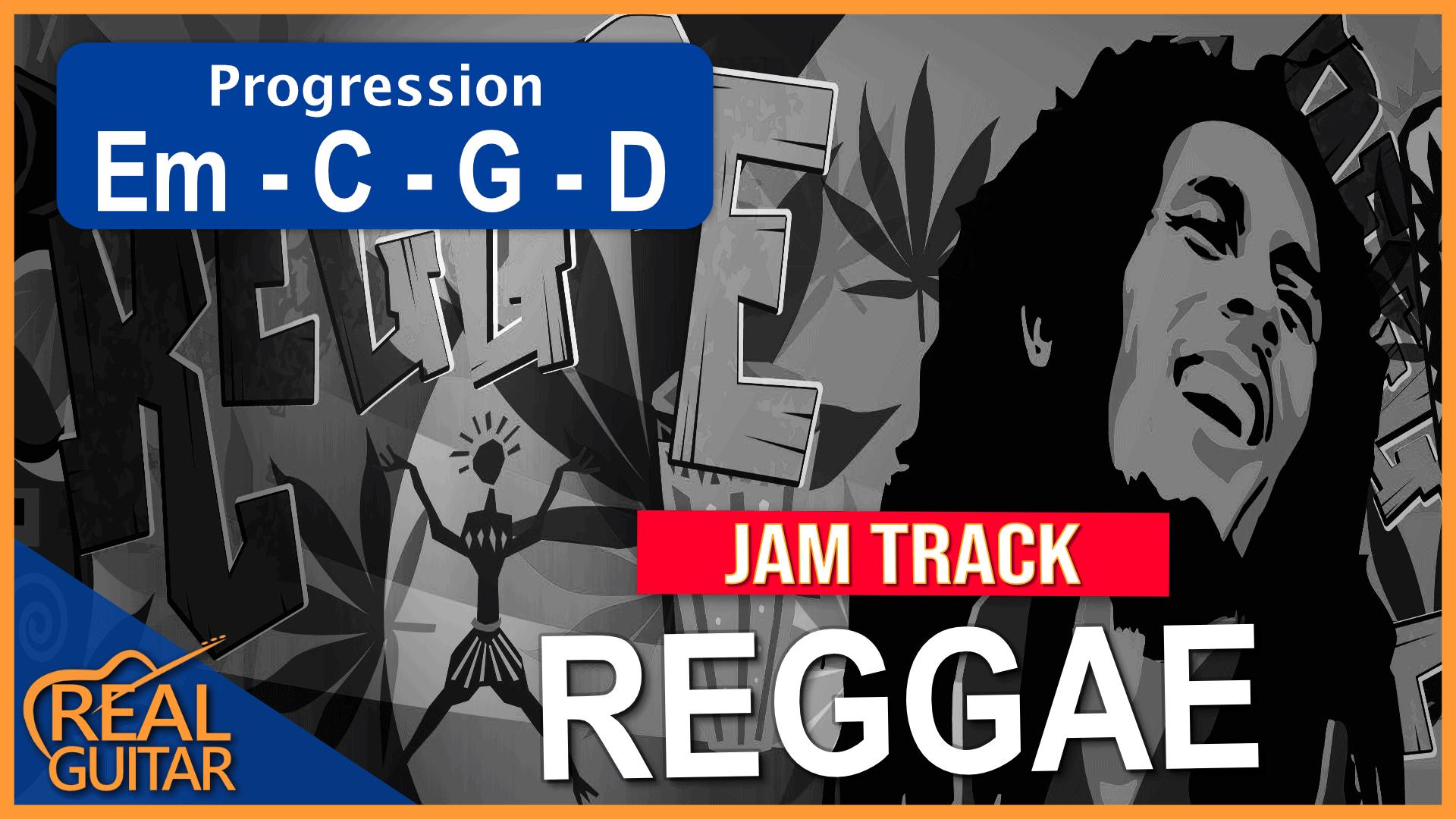 Reggae Backing Track E Minor