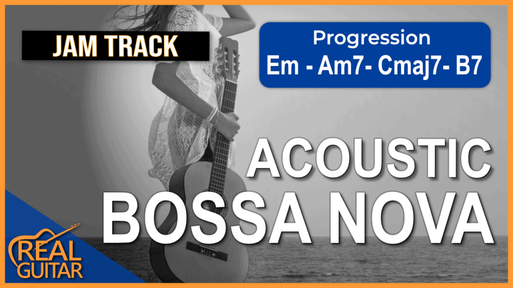 Acoustic Bossa Nova Backing Track