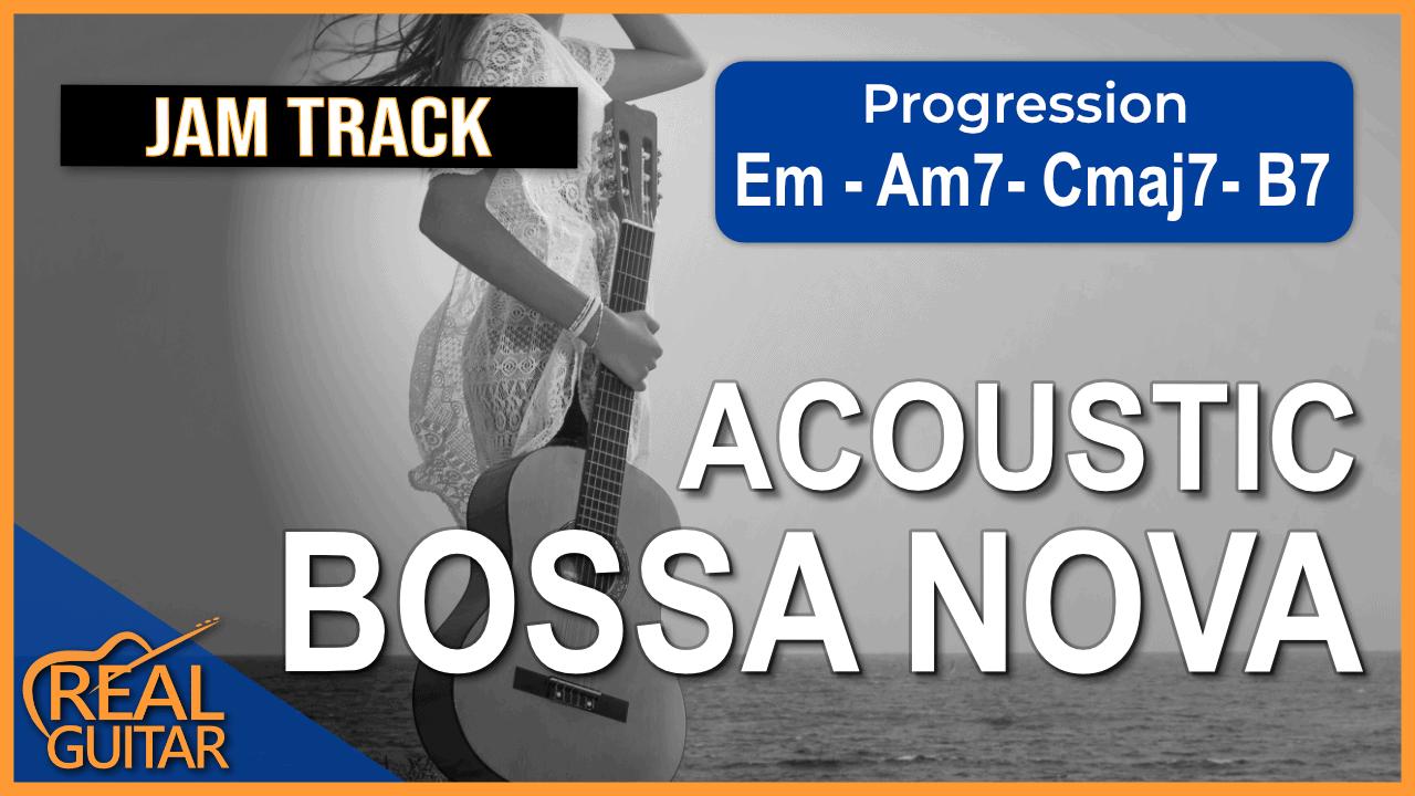 Acoustic Bossa Nova Backing Track