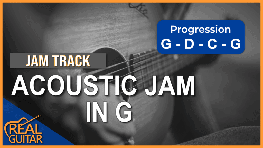 Backing Track G Major Pentatonic