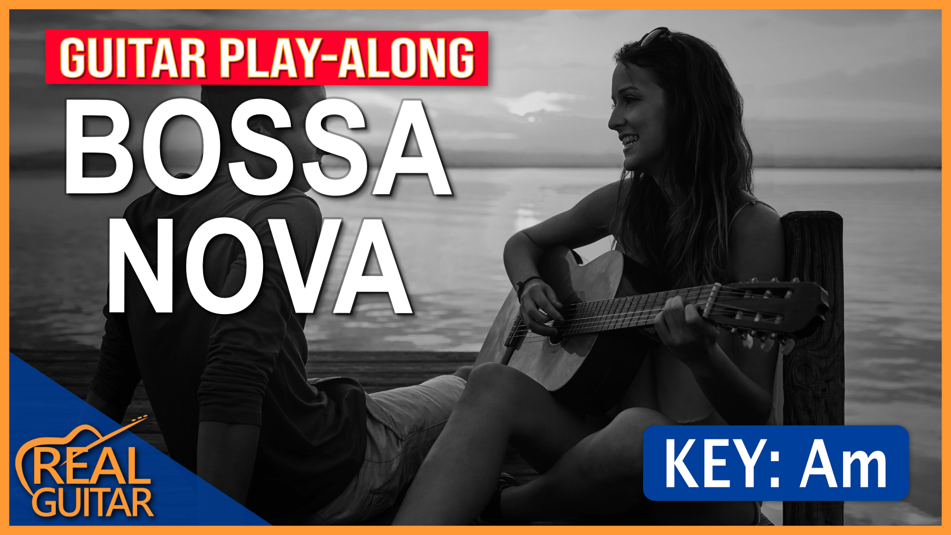 Bossa Nova Backing Track A Minor