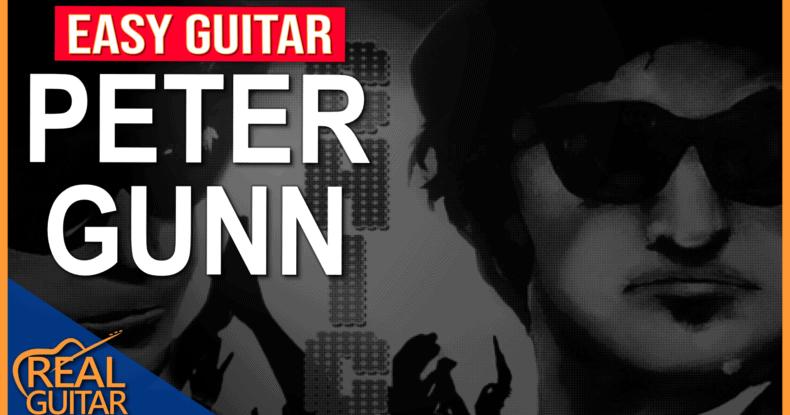 Peter Gunn Backing Track | Guitar Play-Along
