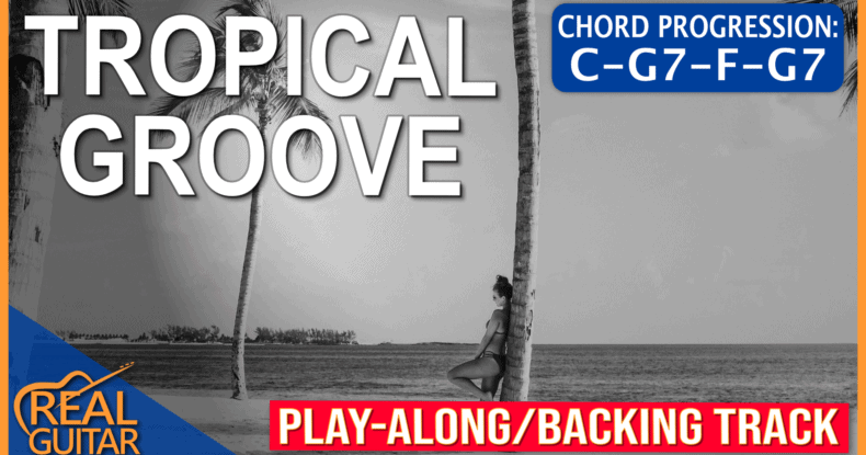 Tropical Backing Track
