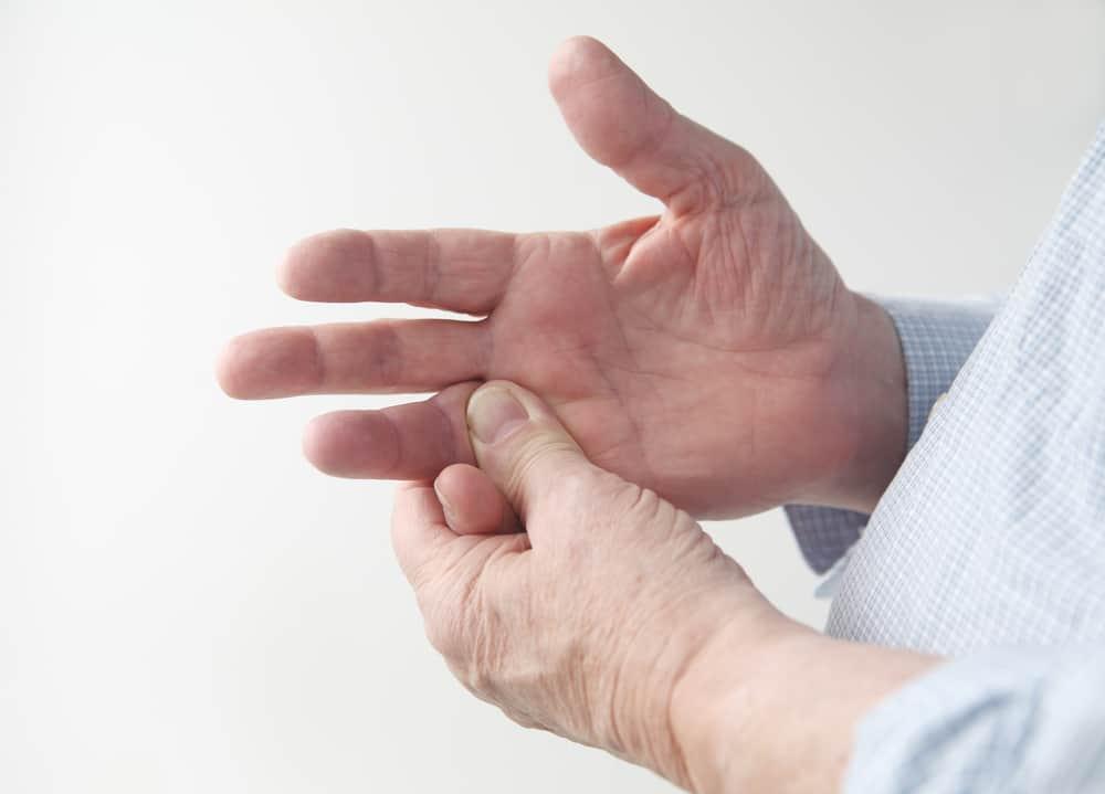 sore fingers