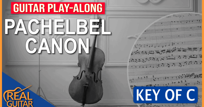 Pachelbel Canon Backing Track